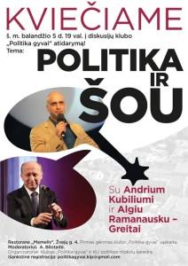 Lietuvos gyventojams buvo bandoma įteigti, kad politika - tai tik šou ir kad joje veikia vien klounai.