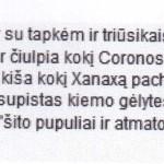 Citata #483 D.Grybauskaitės rėmėjas A.Ramanauskas išlieja susikaupusią seksualinę energiją