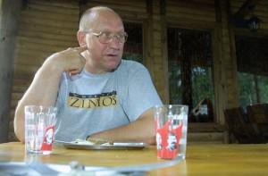 Tai - Viliumas Malinauskas. Žmogus, Lietuvai davęs daugiau nei 2000 R.Sadauskų-Kvietkevičių, A.Matonių, A.Kubilių, M.Adomėnų ir D.Grybauskaičių.