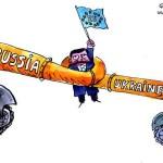 Kas vyksta Ukrainoje? Atsakymas paprastas: Rusija laimi