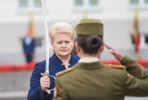 Lietuvos moterys labai stiprios