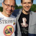 Citata #498 Konservatnikas Ž.Pavilionis apie gauruotą Maskvos ranką
